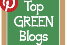 What is YOUR Favorite Green Blog? / A collection of all the best blogs and websites dedicated to helping families make their lives a little greener, healthier and eco-friendly.