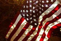 America the Beautiful / by Sage Watson