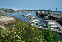 Maine / Pictures I took in down east Maine summer 2012.