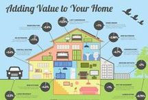 Home Ideas & DIY / Sharing all of our best life hacks...#diy #lifehacks #homeandgarden