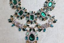 Emerald Green Fashion Accessories / by Mimi Boutique