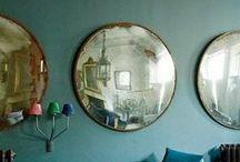 art WALL mirror / by Theresa Rentaria