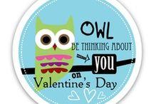 Valentine's Day Stuff / by Lisa Davis