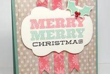 Cards, Christmas/Winter