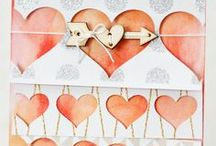 Cards, hearts
