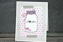 Cards, jars