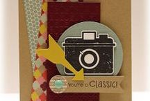 Cards, cameras/polaroids