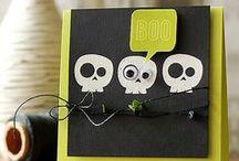 Cards, Halloween