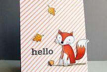 Cards, Fall/Autumn