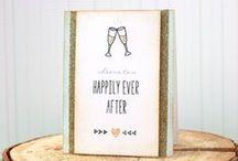 Cards, Wedding/Engagement