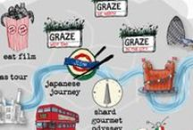 LRF Graze @ London Restaurant Festival / Everything you need to know about Graze and participating restaurants...