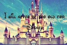 Never Too Old for DISNEY  / We love a bit of DISNEY