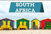South Africa / South Africa is a beautiful country.  When traveling there you have great natural sites and lots of animals to see!