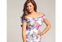 Jessica Wright Collection / With Love Jessica, is Jessica Wright's fashion collection. Like Jess herself the collection is seriously hot with a sweet twist!