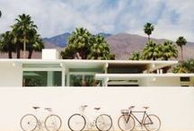 a travel guide - Palm Springs