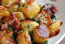 Potatoes / by Karen Ladjimi