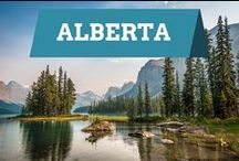 Alberta / Alberta is a fantastic Canadian province, with beautiful National Parks and unique cities. I've spent a lot of time there, and I know I'll be back!