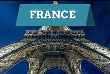 France / On many people's bucket list, France is a great country to travel to. There's more than just Paris!
