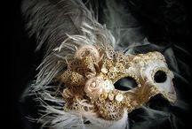 Masquerade (wedding?) / by Riki Sagraves