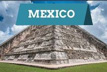 Mexico / Fantastic landscape and travel photos of Mexico including Acapulco, Cozumel and Playa del Carmen