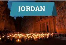 Jordan / Beautiful travel photos of Jordan, including Petra and Wadi Rum.