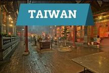 Taiwan / A gallery showcasing the most notable temples, landmarks and tourist attractions in and around Taiwan, specifically the city of Taipei.