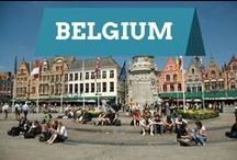 Belgium / This gallery contains travel photos from UNESCO World Heritage Sites and top tourist attractions in the cities of Brussels and Bruges in Belgium.