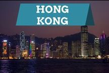 Hong Kong / This travel gallery showcases photos from notable tourist destinations in Hong Kong including the Victoria Harbor, Ten Thousand Buddhas Monastery, Po Lin Temple, and the central business district.