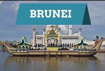 Brunei / Check out this gallery showcasing the beautiful architecture and the villages in Bandar Seri Begawan, Brunei.
