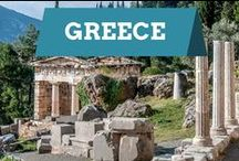 Greece / Explore the most iconic tourist attractions and sites in Greece, such as the Acropolis or the Parthenon, among other UNESCO World Heritage Sites.