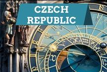 Czech Republic / Tour through Czech Republic's most famous tourist attractions and sites via this photo gallery taken from Charles Bridge and some parts of Prague, as well as the historic sites of Cesky Krumlov and Holasovice.