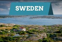 Sweden / Get a glimpse of life in Sweden, as well as the historic sites of the country. You can also find photos from the remote fishing village of Fjallbacka.
