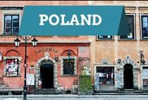 Poland / Explore the beauty of Poland's cultural and historical sites by taking a trip through old towns of Krakow and Warsaw.