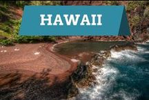 Hawaii / Explore the beautiful island of Lanai in Hawaii with these gallery of photos showcasing its natural beauty and landscape.