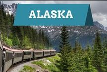 Alaska / Are you planning a trip to Alaska and not sure where to start? This board by Gary Arndt curates the best articles and blog posts that will help you with your Alaska Travel Planning. Explore the sights and attractions in Skagway, Alaska along the White Pass Train Route. Read more on: everything-everywhere.com/travel-to-alaska