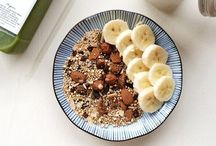 Yummy & Healthy / Yummy and healthy? No way, right? WRONG! Examples: / by Tori Luce