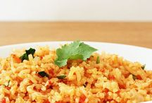 Rice ,and other grains / by Karen Ladjimi