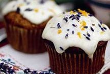 FOOD bread quick MUFFINS / by Theresa Rentaria