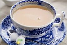 FOOD beverage COFFEE/TEA / by Theresa Rentaria