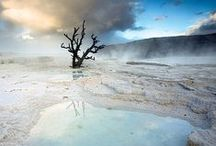 a travel guide - Yellowstone NP