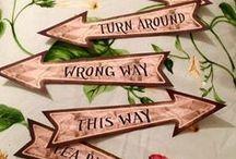 Wedding: Venue Decorations