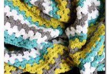 Yarnings / knitting, crochet and pretty yarn things! / by Rebecca Grave