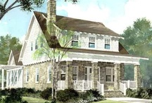 Home Plans and Exteriors / by Mary Canary