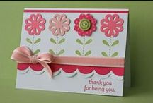 Stampin' Up! & other card ideas / I really need to find more time in the day! :) / by Rita J