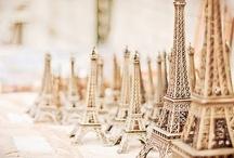 """Paris Panache / """"Paris is always a good idea"""" -Audrey Hepburn / by Julie L. Light 💕FabulousFindsStudio"""