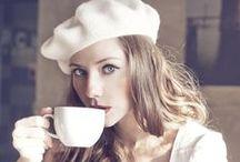 Coffee, Tea or Me?  ; ) / by Julie L. Light 💕FabulousFindsStudio