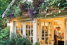 Exterior Spaces / Great outdoor spaces for the home and life.