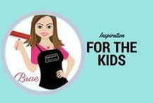 Inspiration For the kids / Games, activities and fun things I can do with my kids- or you can do with yours!