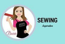 Sewing Inspiration / Inspiration for when I break out my sewing machine.