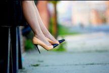 Salacious Shoes / by Ruth Thomas